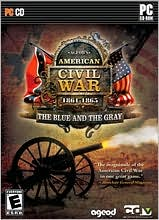 AGEOD's American Civil War: 1861-1865: The Blue and The Gray PC