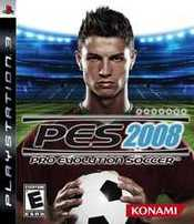 Pro Evolution Soccer 2008 PS3
