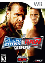 WWE SmackDown vs. Raw 2009 for Wii last updated Jun 14, 2010