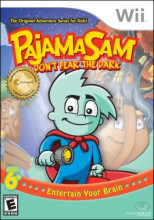 Pajama Sam: Don't Fear the Dark Wii