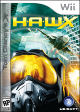 Tom Clancy's H.A.W.X. Wii