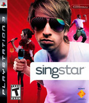 Singstar for PlayStation 3 last updated Apr 07, 2008