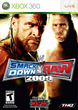 WWE SmackDown vs. Raw 2009 for Xbox 360 last updated Sep 09, 2009