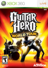Guitar Hero: World Tour for Xbox 360 last updated Dec 11, 2014