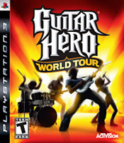 Guitar Hero: World Tour for PlayStation 3 last updated Dec 11, 2014
