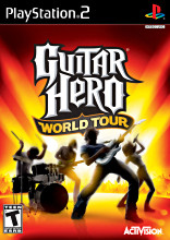 Guitar Hero: World Tour PS2