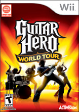 Guitar Hero: World Tour Wii