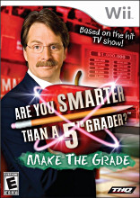 Are You Smarter than a 5th Grader: Make the Grade Wii