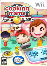 Cooking Mama: World Kitchen Wii