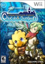 Final Fantasy Fables: Chocobo's Dungeon Wii