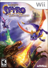 Spyro: Dawn of the Dragon Wii
