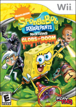 SpongeBob SquarePants featuring Nicktoons: Globs of Doom Wii