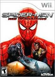 Spider-Man: Web of Shadows for Wii last updated Jun 02, 2010