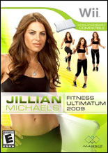 Jillian Michael's Fitness Ultimatum 2009 Wii