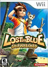 Lost in Blue: Shipwrecked Wii