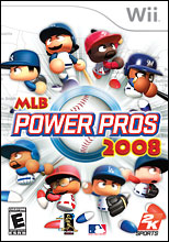 MLB Power Pros 2008 Wii