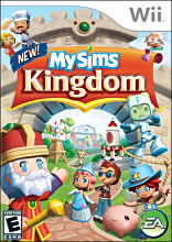 MySims: Kingdom for Wii last updated Aug 26, 2014