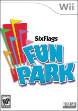 Six Flags Fun Park Wii