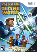 Star Wars The Clone Wars: Lightsaber Duels for Wii last updated Mar 23, 2010