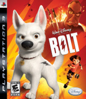 Disney's Bolt PS3