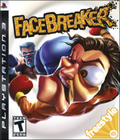 FaceBreaker for PlayStation 3 last updated Jan 24, 2009