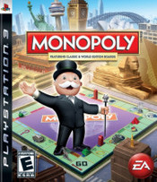 Monopoly: Here & Now Worldwide Edition PS3