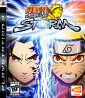 Naruto: Ultimate Ninja Storm PS3
