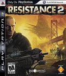 Resistance 2 for PlayStation 3 last updated Jun 16, 2014