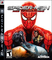 Spider-Man: Web of Shadows  for PlayStation 3 last updated Dec 06, 2011