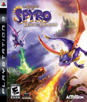 Spyro: Dawn of the Dragon PS3