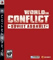World in Conflict: Soviet Assault PS3