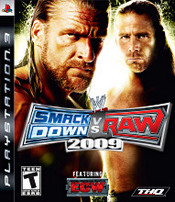 WWE SmackDown vs. Raw 2009 for PlayStation 3 last updated Aug 10, 2013