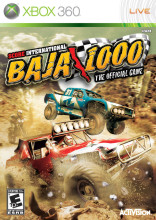 SCORE International Baja 1000 Xbox 360