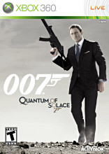 Bond 007: Quantum of Solace Xbox 360