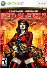 Command & Conquer: Red Alert 3 for Xbox 360 last updated Jan 21, 2009