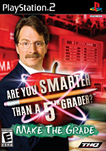 Are You Smarter than a 5th Grader: Make the Grade PS2