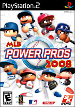 MLB Power Pros 2008 PS2