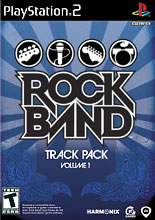 Rock Band Track Pack Vol 1 for PlayStation 2 last updated Oct 05, 2008