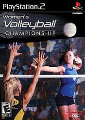 Women's Volleyball Championship PS2