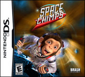 Space Chimps DS