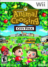 Animal Crossing: City Folk Wii