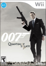 Bond 007: Quantum of Solace Wii