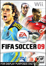 FIFA Soccer 09 All-Play Wii