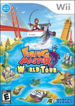 Fishing Master: World Tour Wii