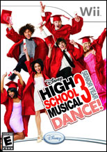 High School Musical 3: Senior Year DANCE! Wii