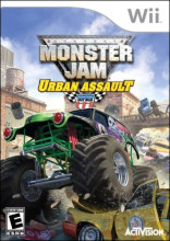 Monster Jam: Urban Assault Wii