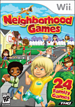 Neighborhood Games Wii