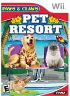 Paws & Claws: Pet Resort Wii