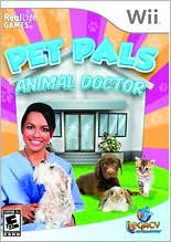 Pet Pals: Animal Doctor Wii