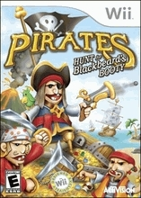 Pirate's: Hunt for Blackbeard's Booty Wii